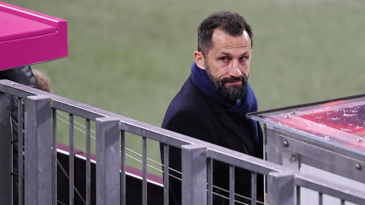 Bastelt fleißig am Kader des FC Bayern: Hasan Salihamidzic
