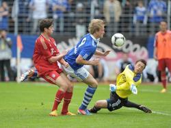 A-Junioren-Meisterschaftsfinale 2012: Schalke siegt