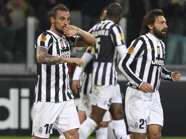 Osvaldo di nuovo a segno con la maglia della Juve