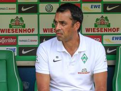 Robin Dutt will mit Werder in die zweite Pokalrunde