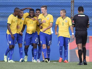 La selección Sub-20 carioca es una de las máximas aspirantes al título mundial. (Foto: Imago)