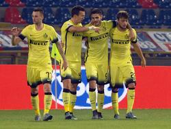 Icardi schießt Inter in Bologna zum Sieg