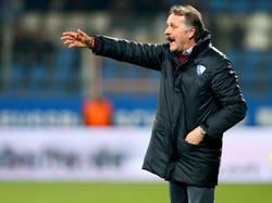 Bochum und Neururer: Für den Coach eine Herzensangelegenheit