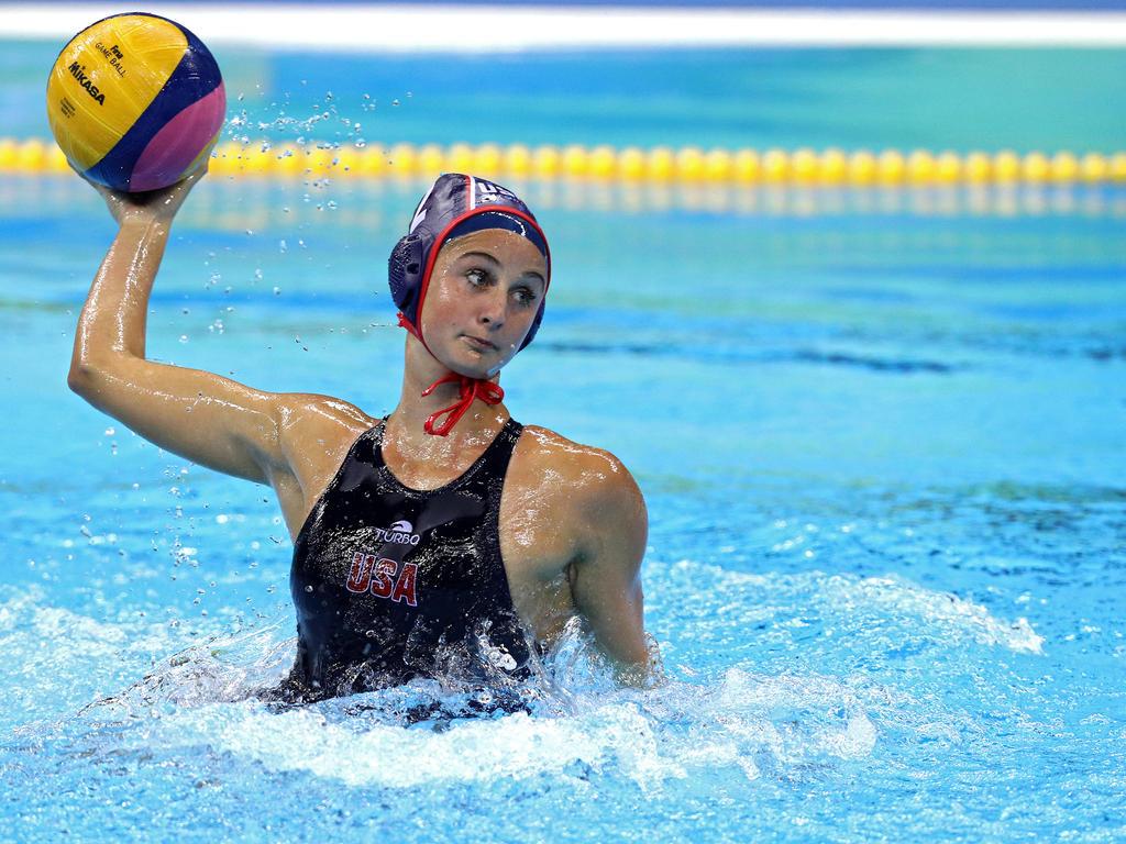 Die US-Damen ziehen locker ins olympische Halbfinale ein
