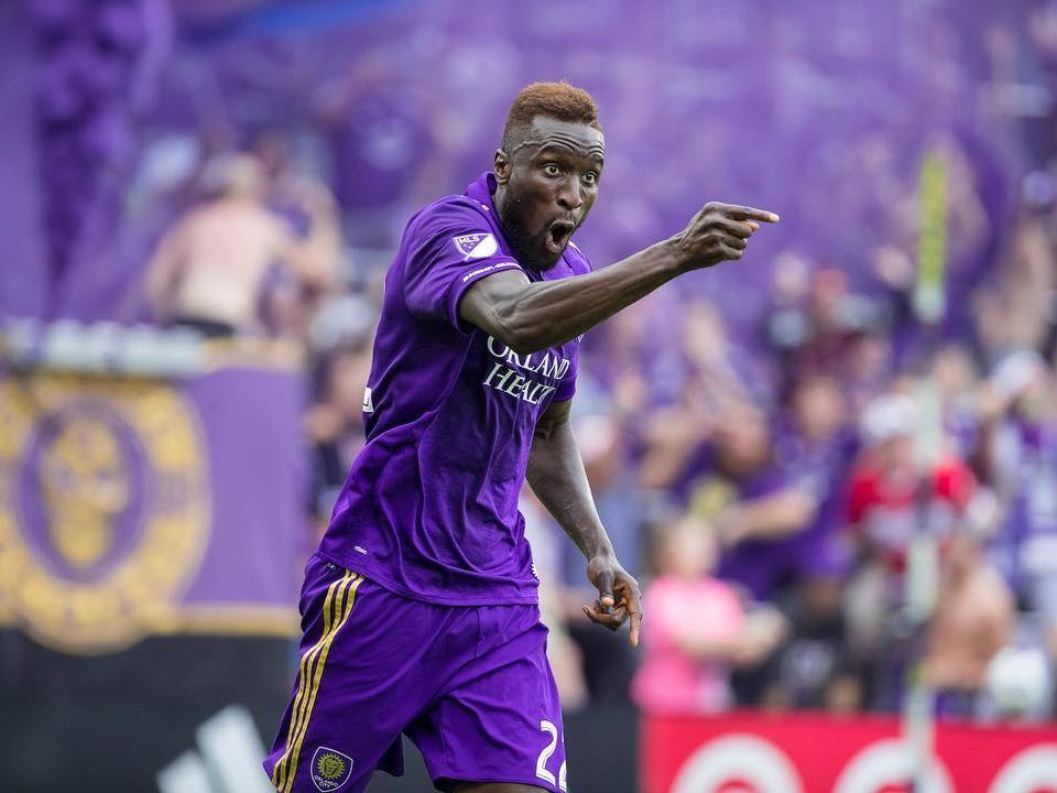 Sané startete mit Orlando City erfolgreich in die Saison (Bildquelle: Instagram)