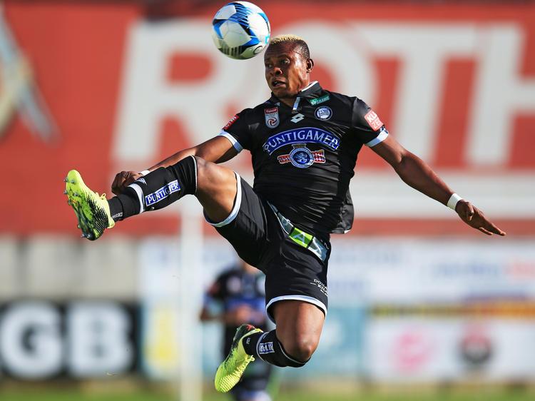 Emeka Eze mit einem Bekenntnis zu Sturm Graz