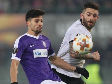 Tarkan Serbest machte unter anderem in der Europa League auf sich aufmerksam