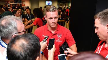 Bernd Leno wechselte von Bayer Leverkusen zum FC Arsenal