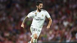 Star-Spieler Isco wird Real Madrid mehrere Wochen fehlen