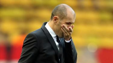Die AS Monaco hat sich von Leonardo Jardim getrennt