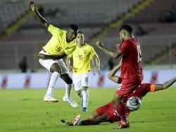 Jhon Cifuentes abrió el marcador para Ecuador. (Foto: Imago)