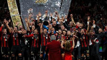 Atlanta gewann zum ersten Mal die Meisterschaft in der MLS