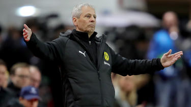 Will auch gegen Bremen gewinnen: Lucien Favre