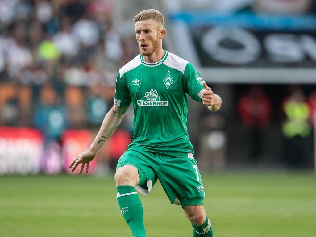 Letztendlich wurde Florian Kainz in Bremen nicht rundum glücklich