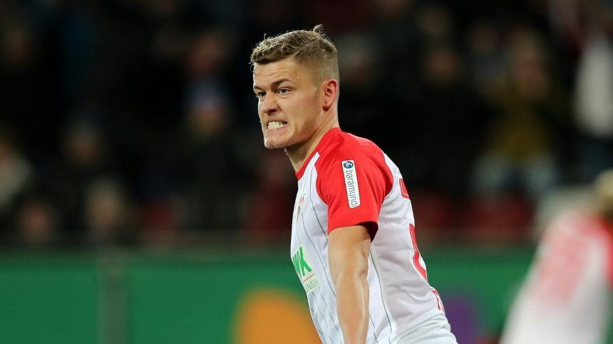 Finnbogason traf im ersten Test gegen Antwerpen doppelt