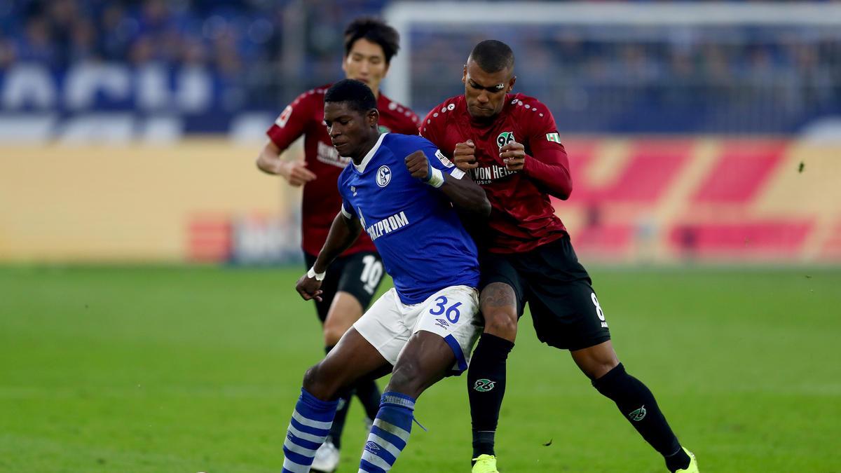 Schalke 04 Aufstellung