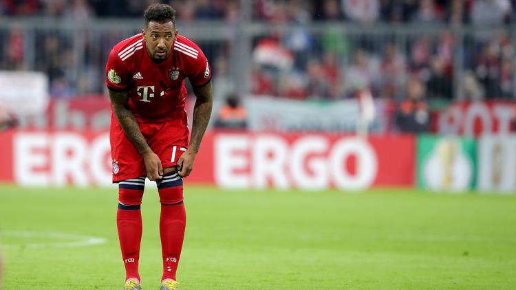 Jérôme Boateng steht beim FC Bayern mutmaßlich vor dem Aus