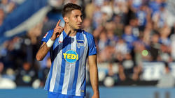 Marko Grujic bleibt ein weiteres Jahr bei Hertha BSC