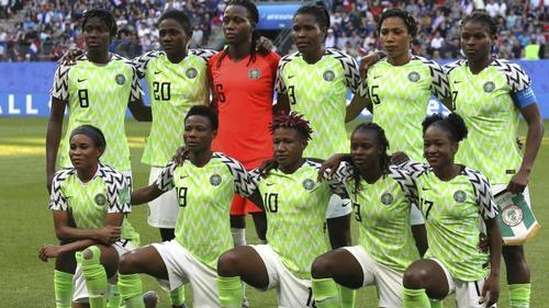 Nächster Gegner der deutschen Fußball-Frauen: Nigeria
