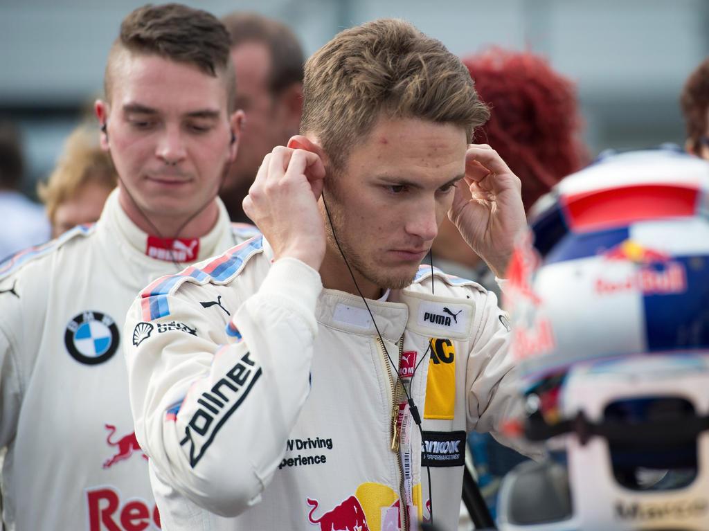 Die Spannung steigt: Marco Wittmann hat den DTM-Titel im Blick