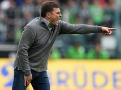 Hasta octubre, Dieter Hecking entrenó al Wolfsburgo. (Foto: Getty)