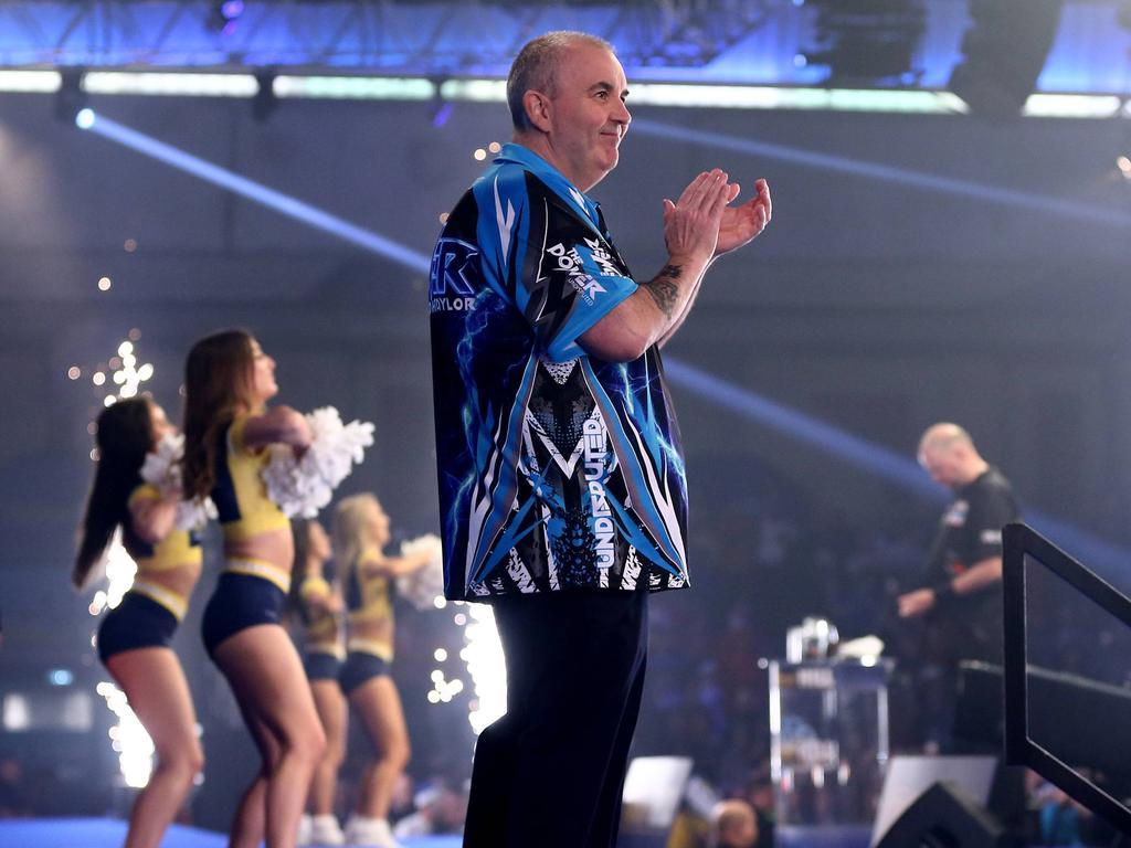 Phil Taylor möchte seine Karriere fortsetzen