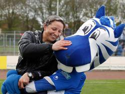 Verlässt den MSV Duisburg nach der Saison: Inka Grings