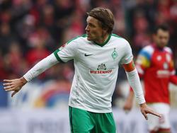 Neuer Ehrenspielführer von Werder Bremen: Clemens Fritz