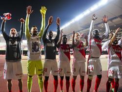 AS Monaco feiert den achten Meistertitel