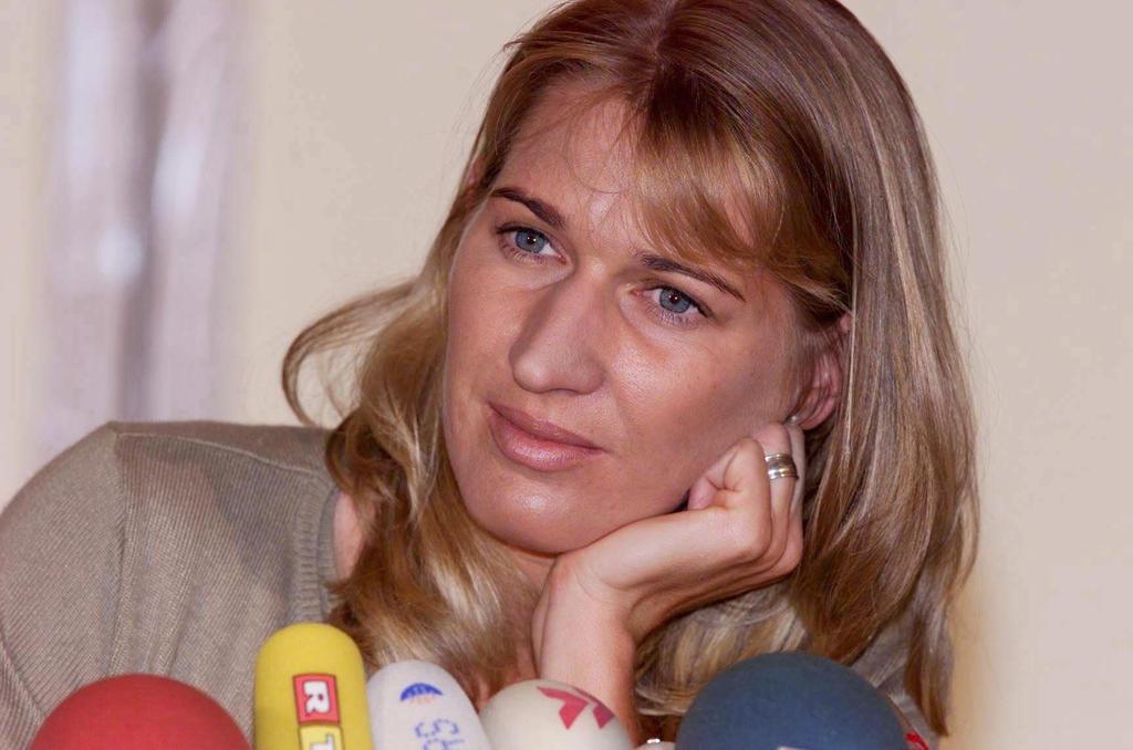 Vor 18 Jahren beendete Steffi Graf ihre Karriere