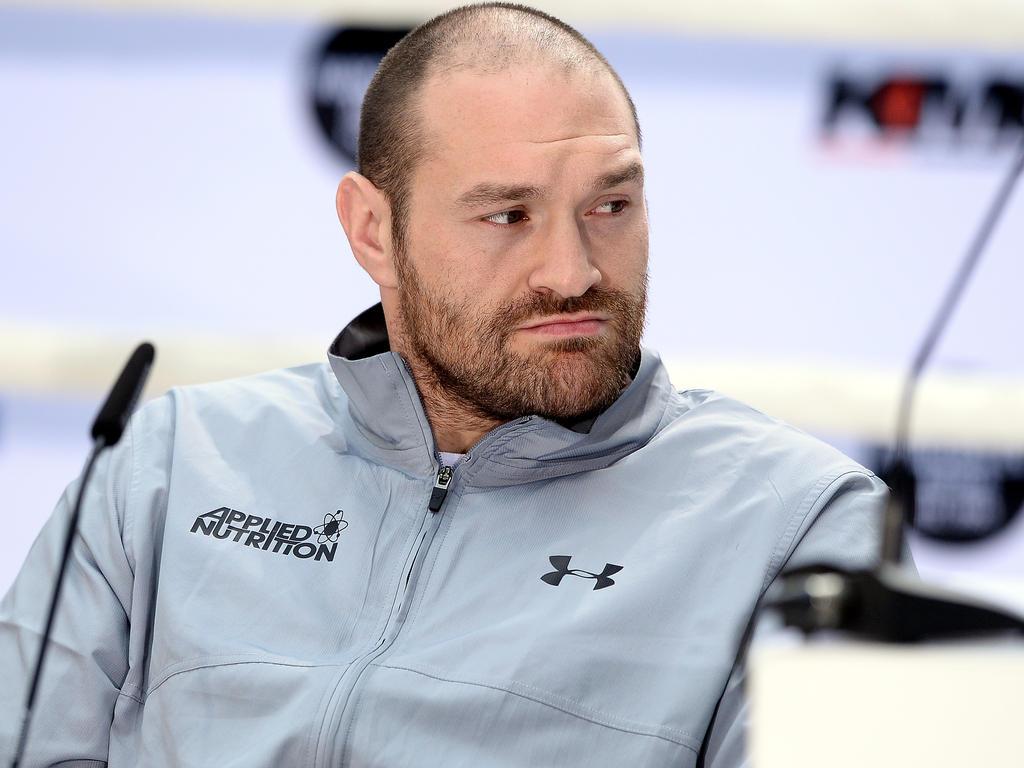 Tyson Fury darf in den Ring zurückkehren