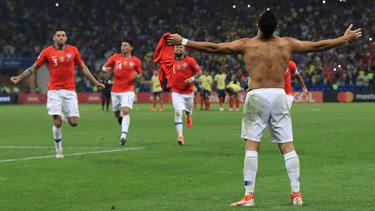 Alexis Sánchez erzielte das goldene Tor für Chile