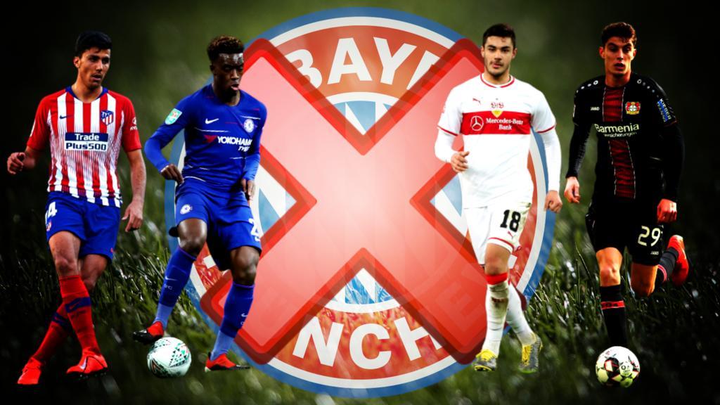 Der heiße Transfersommer des FC Bayern ist bislang nicht mehr als ein laues Lüftchen