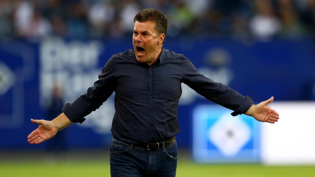 Dieter Hecking wünscht sich ein Derby ohne Zwischenfälle