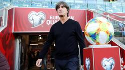 Löw und der Nationalmannschaft bleibt der Abstieg erspart