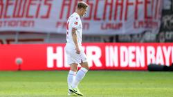 Sebastian Polter ist für zwei Spiele gesperrt worden