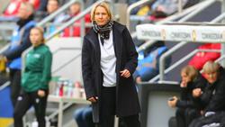 Bundestrainerin Martina Voss-Tecklenburg peilt den nächsten Sieg an