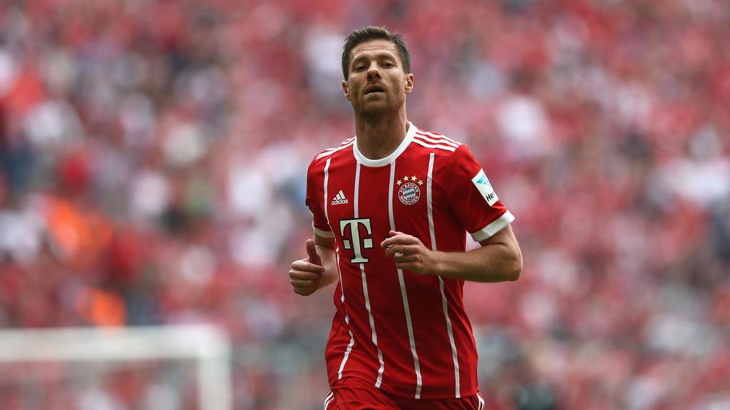Xabi Alonso kickte lange erfolgreich für den FC Bayern