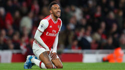 Aubameyang will mit dem FC Arsenal in die Champions League