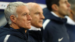 Didier Deschamps hat seinen Vertrag offenbar bis 2022 verlängert