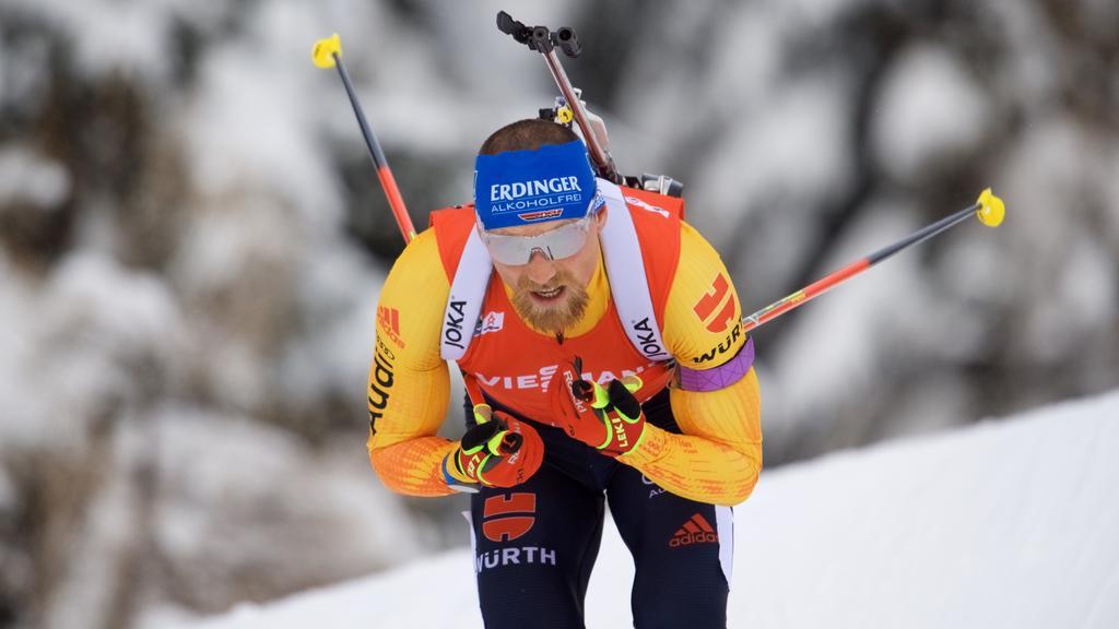 Erik Lesser musste zuletzt wegen Rückenproblemen pausieren