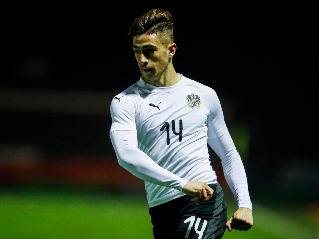 Tobias Berger kickt ab sofort für den SC Austria Lustenau