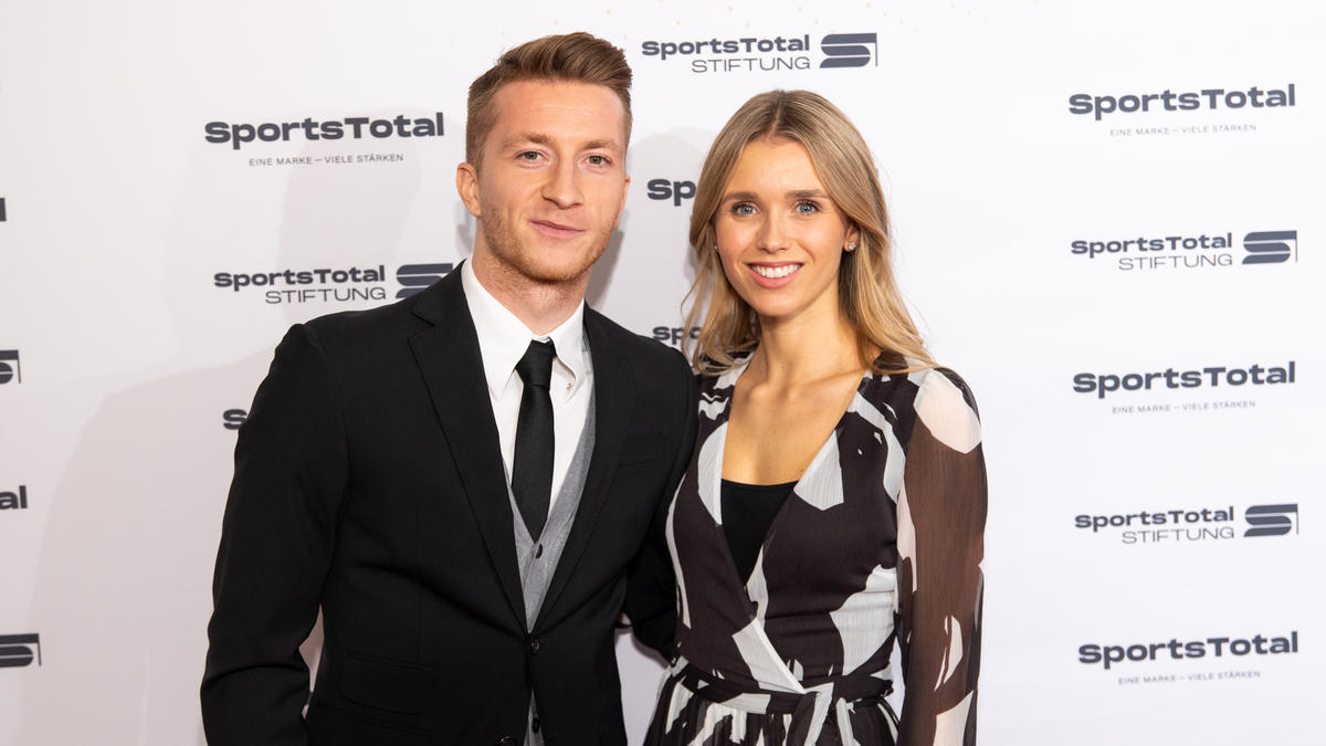 BVB-Star Marco Reus hat geheiratet