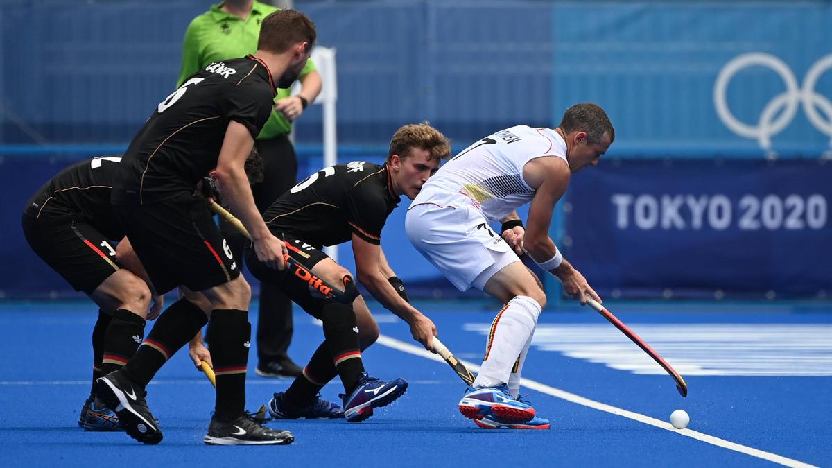 Erfolg für die deutsche Feldhockey-Nationalmannschaft bei Olympia