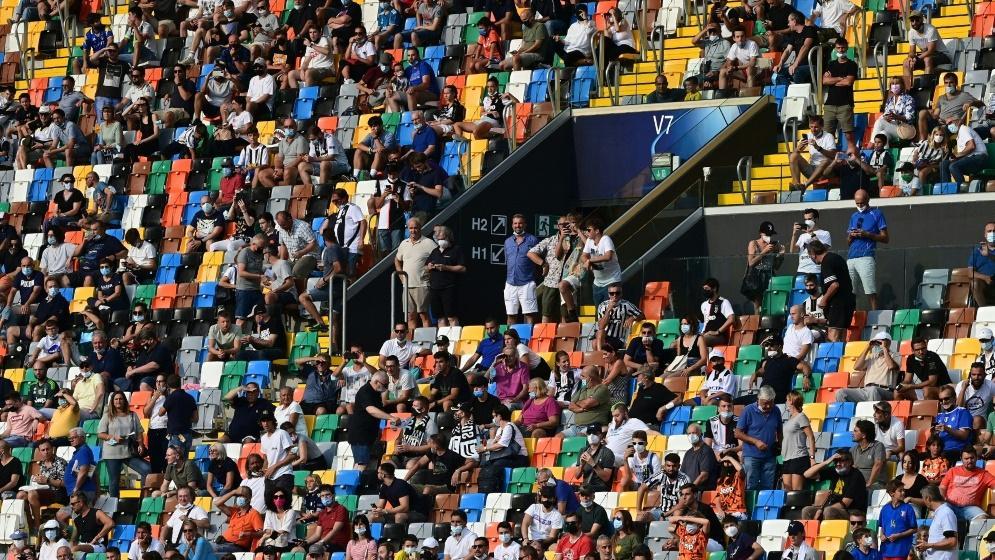 Die Serie A möchte die Stadien wieder voll besetzen
