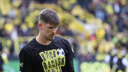 Gregor Kobel ist der Stammtorwart des BVB