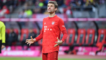 Wie sieht die Zukunftsplanung von Thomas Müller aus?