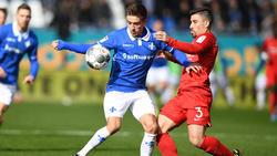 Der VfL Bochum holte beim SV Darmstadt 98 einen Punkt