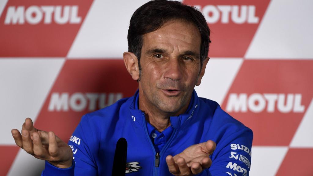 Davide Brivio geht davon aus, dass es länger dauern könnte, bis die MotoGP startet
