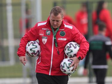 Wacker-Coach Thomas Grumser räumt z'samm
